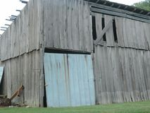 Barns. Old barn rustic Royalty Free Stock Images
