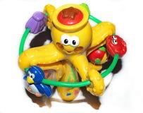 Barns toy Fotografering för Bildbyråer