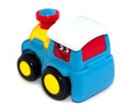 Barns Toy Train Fotografering för Bildbyråer
