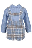 Barns uppsättning av kläder Arkivfoton