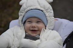 Barnskratt Royaltyfri Bild