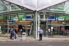 Barnsley-Austausch Lizenzfreie Stockbilder