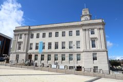 Barnsley Großbritannien Lizenzfreies Stockfoto