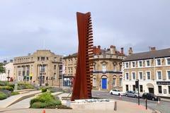Barnsley het UK Royalty-vrije Stock Afbeeldingen
