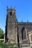Barnsley, Inghilterra fotografia stock libera da diritti