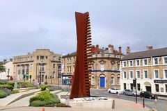 Barnsley R-U Images libres de droits