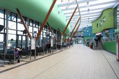 Barnsley Station Stock Image