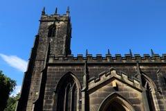 Barnsley Saint Marys. Barnsley, town in South Yorkshire, England. Saint Mary's Church Royalty Free Stock Photography