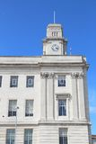 Barnsley UK. Barnsley, town in South Yorkshire, England. Town hall building Stock Photo