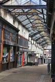 Barnsley Victoriaanse Arcade Stock Foto