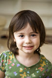 barnstående Royaltyfri Fotografi