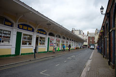 Barnstaple北德文区英国 库存图片