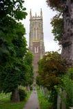 Barnstaple北德文区英国 免版税库存照片
