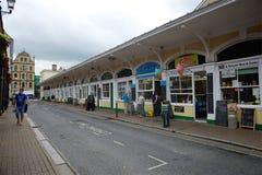 Barnstaple Devon del nord Regno Unito Fotografia Stock Libera da Diritti