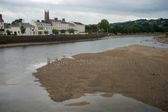 Barnstaple Devon del norte Reino Unido Fotografía de archivo libre de regalías