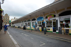 Barnstaple Devon norte Reino Unido Fotografia de Stock Royalty Free