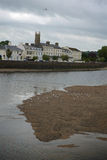 Barnstaple norr Devon UK Royaltyfri Bild