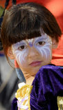 barnståendebarn Royaltyfri Foto