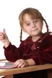 barnteckning Royaltyfri Foto