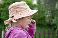 barnträdgård Arkivbilder