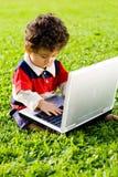 barnutbildning Arkivfoton
