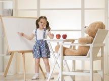 Barnutbildningsbegrepp Royaltyfri Fotografi