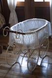 barnvagntappning Arkivbild