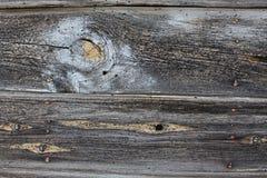 barnwood上vintaged的油漆 库存图片