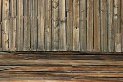 barnwood纹理 免版税库存图片