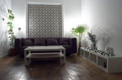 baroc δωμάτιο Στοκ Εικόνες