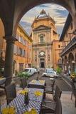 Barock kyrkliga Santa Maria della Vita Royaltyfri Bild