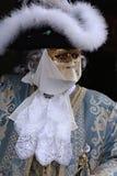 barock maskering Arkivbilder