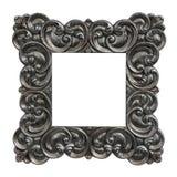 barock ram royaltyfri fotografi
