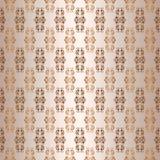 Barock stillutningpatterm /background Arkivbild