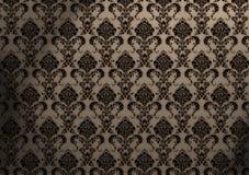 barock wallpaper Arkivfoton
