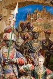 barocka bethlehem prague Arkivbilder