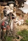 barocka bethlehem prague Royaltyfri Fotografi