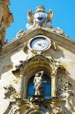 Barocke Fassade Stockfotos