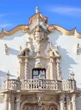 Barocke Fassade Marques de la Gomera Palaces in Osuna Herzogliche Stadt erkl?rte einen Historisch-k?nstlerischen Standort Ich mac stockbild