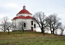 Barocke Kapelle, Tschechische Republik, Europa Stockbilder