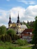 Barocke Kirche Lizenzfreie Stockbilder