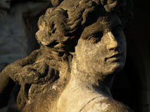 Barocke Skulptur Stockfotografie