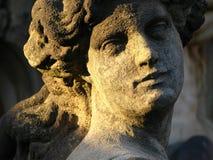 Barocke Skulptur lizenzfreies stockfoto