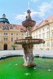 Barocker Brunnen Lizenzfreie Stockbilder