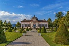 Barocker Garten-Pavillon, Melk, Österreich Lizenzfreie Stockbilder