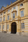 Barocker Hof von Benedictjne-Abtei Lizenzfreies Stockbild