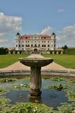 Barockes Chateau Milotice lizenzfreie stockfotos