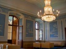 barockt slott Fotografering för Bildbyråer