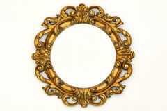 Barofque frame royalty free stock photo