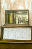 Barograph Stock Photo